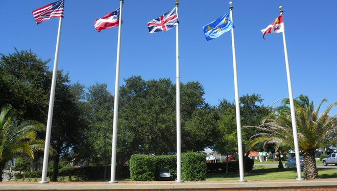 Five Flags of Pensacola