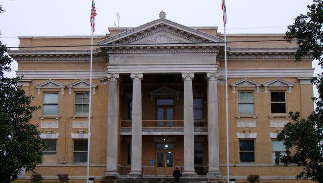 Jones County Courthouse