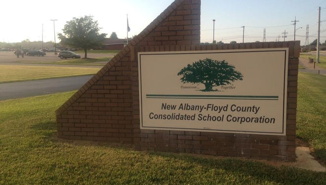 New Albany-Floyd County Consolidated School Corporation