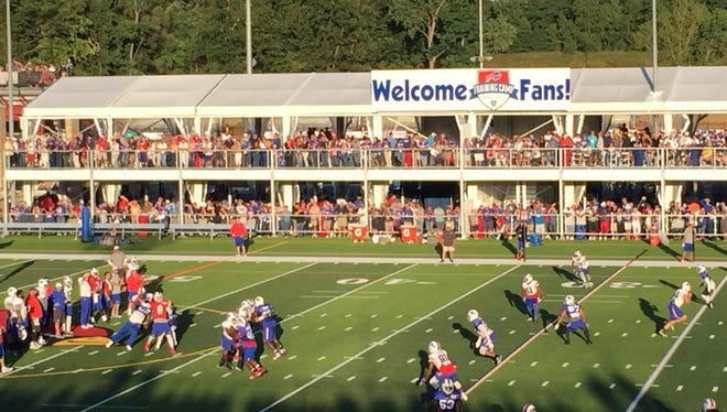 Both the Buffalo Bills and St. John Fisher officials are tight-lipped about their financial arrangement.