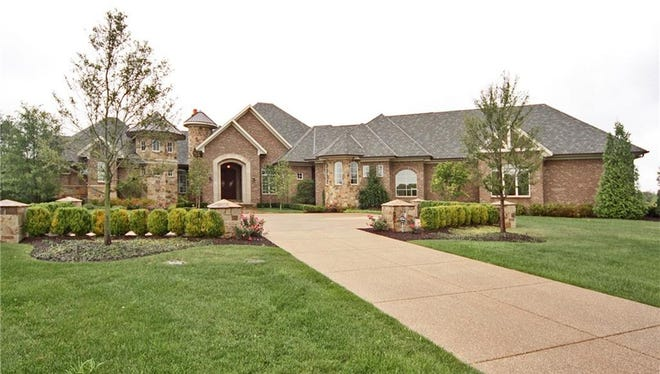 Former Indiana Pacers player Roy Hibbert's Carmel home is for sale.