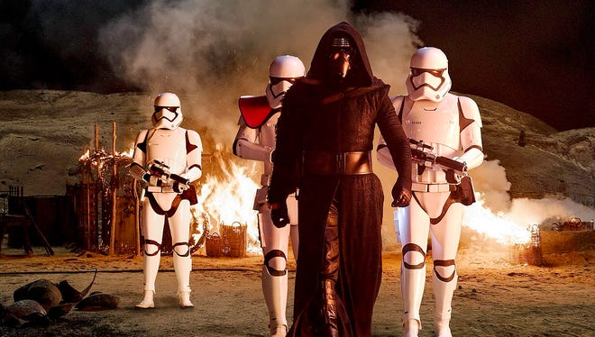 """Marcus Theatres is adding new seating and sound systems in time for the big opening of """"Star Wars: The Force Awakens."""" The first showings are at 7 p.m. Dec. 17."""