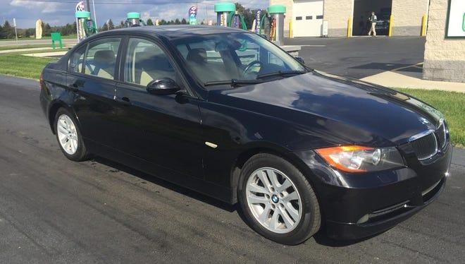 Stolen 2005 BMW