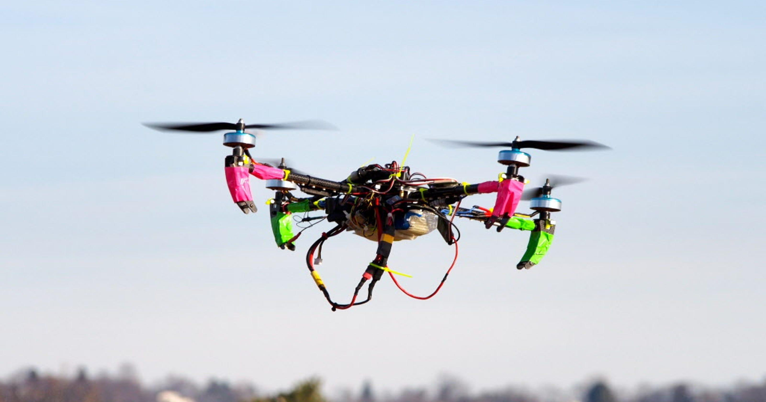 FAA starts registering recreational drones