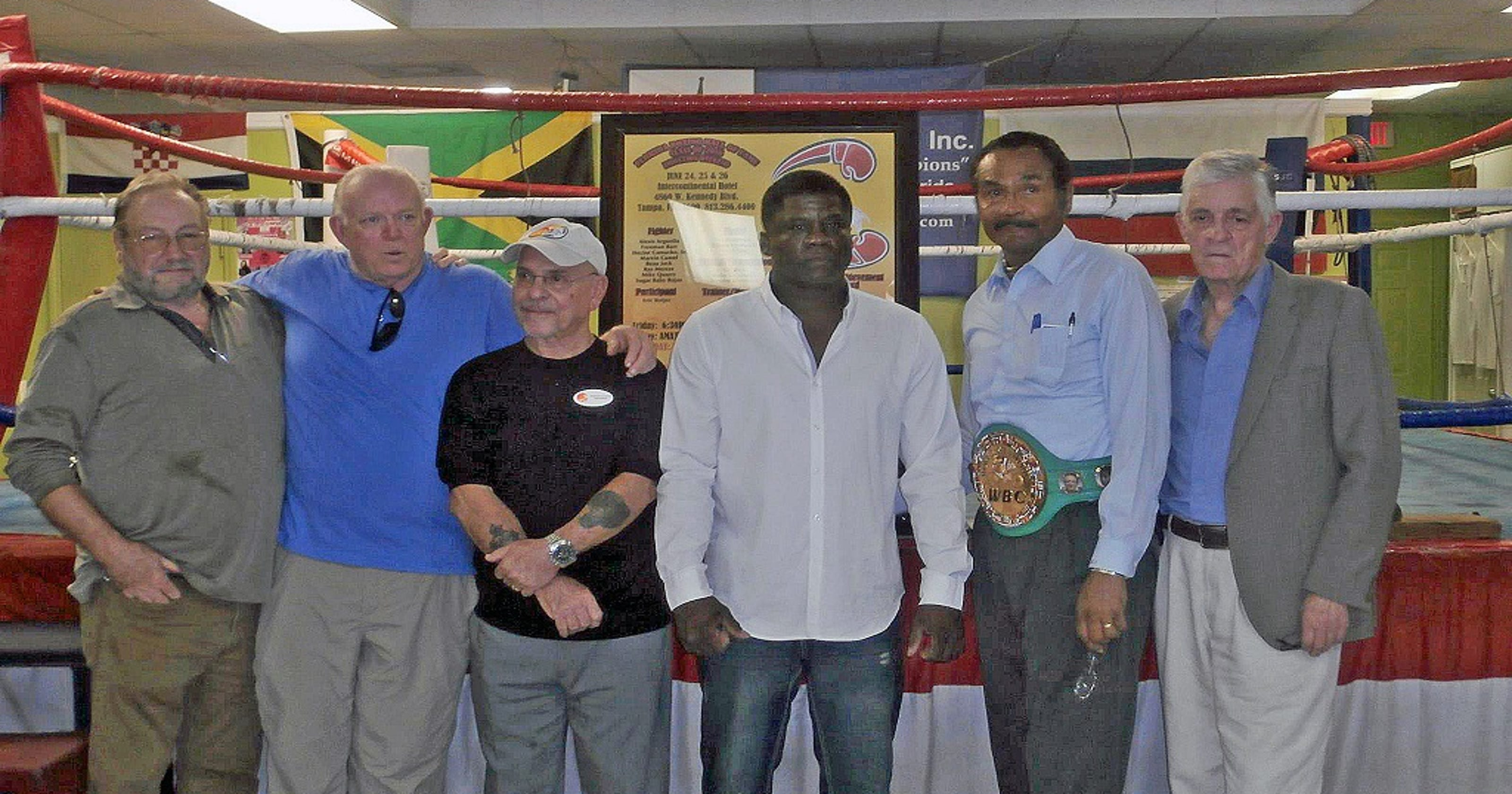 Florida Boxing Hall Inductees Announced