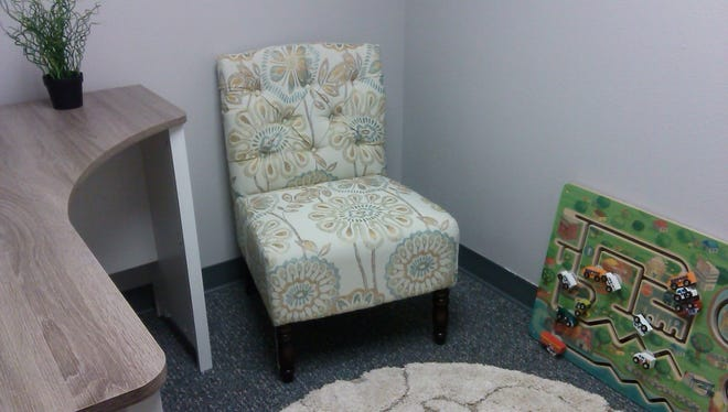 """The St. George Police Department is preparing to open a """"soft room"""" for interviewing crime victims in an environment that is more comfortable than standard police interview rooms."""