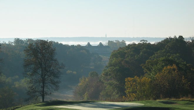 Golfers who enjoy the picturesque beauty of the Amana Colonies Golf Course can rejoice. The 18-hole course will be reopening April 1, as the course continues to rebuild from a devastating fire in November.