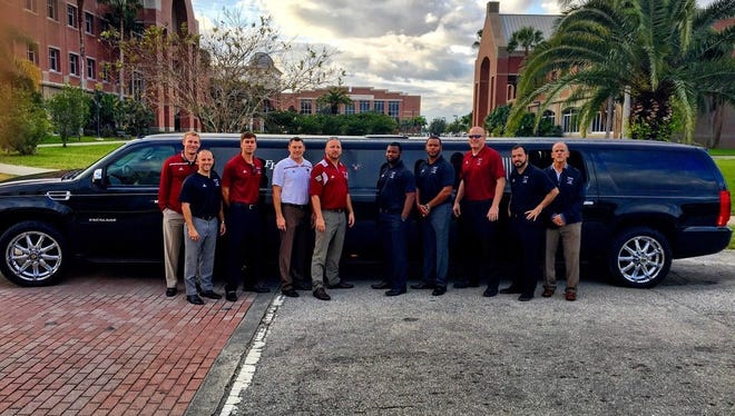 The Florida Tech football staff  hit the road last week to put the finishing touches on recruiting.