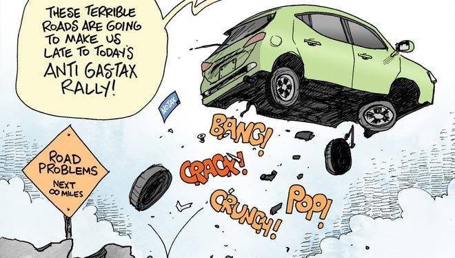 Gas tax