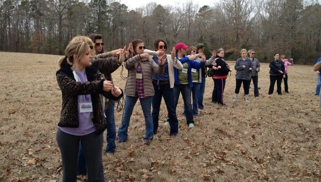 An NWTF Women in the Outdoors event is slated at Bodcau near Haughton in early March.
