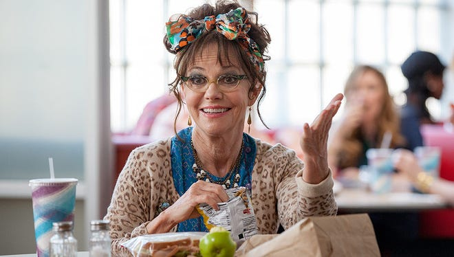 "Sally Field plays a woman who has a coming-of-age in her 60s in ""Hello, My Name is Doris."""