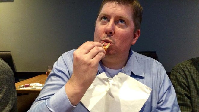 Joe Rexrode reflects on his top eats during his time as the MSU beat writer.
