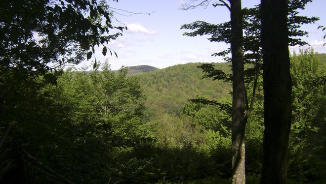 Overlook on the AT
