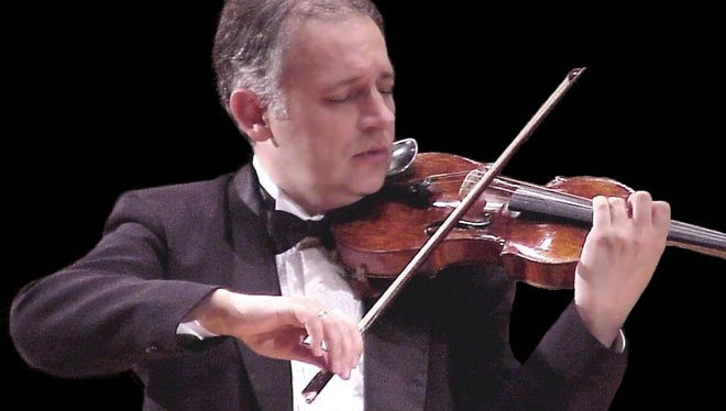 Stefan Petrescu is concertmaster of Murfreesboro Symphony Orchestra and just joined faculty for Ethos Youth Ensembles.