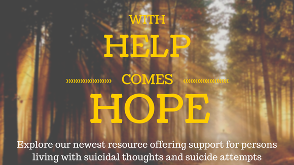 Visit suicidepreventionlifeline.org for more resources.