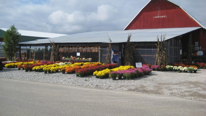 Goebel Farms' activities will be open through the end of October on weekends.