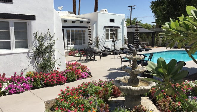 Amin Casa Historic Inn and Bungalows is one of about a dozen small hotels to open its doors Thursday from 5 p.m. to 8 p.m. for the annual Walking Tour of the Inns, a free self-guided walking tour.