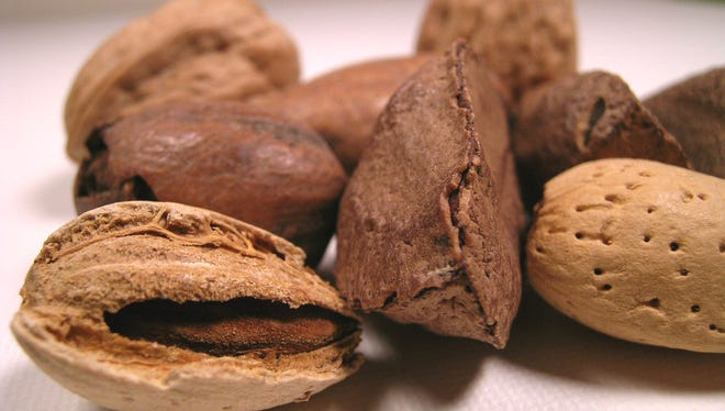 Pecans are a popular ingredient in many Southern dishes.