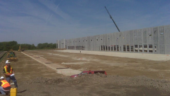 Warehouse site