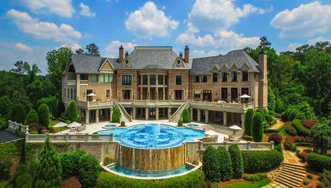 Tyler Perry's Atlanta, Georgia mansion sold for $17.5 million.