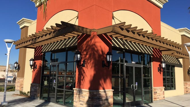 The shell of a planned Dunkin' Donuts in Simi Valley has been built, but not the interior, and the application to do so has expired.