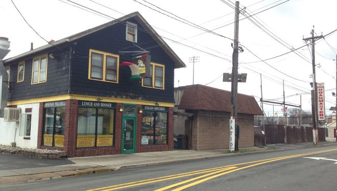 Annabella's Deli and the long-vacant, automotive giant Roadmasters is slated to be demolished to make way for an investor's bank, retail space and a 7-Eleven in East Rutherford. 111 Union Avenue, East Rutherford. The project is being held up due to the borough's reluctance to allow a 24 hour 7-Eleven.