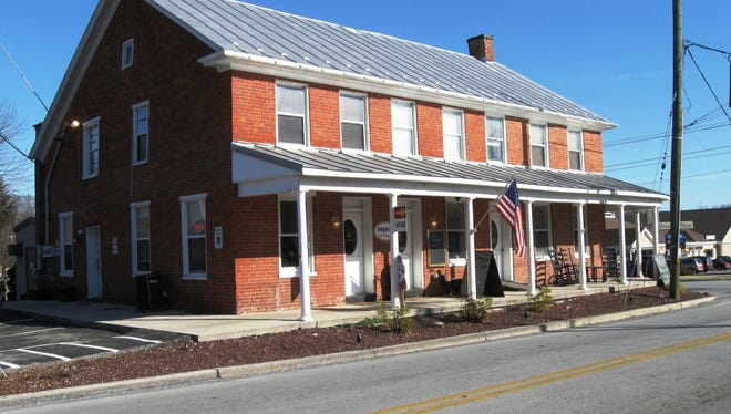 Rossville, in northwestern York County, saw a small skirmish in its streets when Union cavalry briefly clashed with J.E.B. Stuart's rear guard on July 1, 1863, the same day as the opening of the Battle of Gettysburg in the next county to the west.