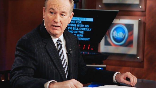 Bill O'Reilly lost his job at Fox News after a report about sexual harassment allegations.