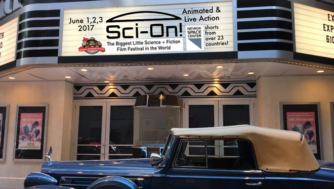 "The Sci-On! film festival returns to the National Automobile Museum in Reno June 1-3, with an appearance by Rod Roddenberry, son of ""Star Trek"" creator Gene Roddenberry."