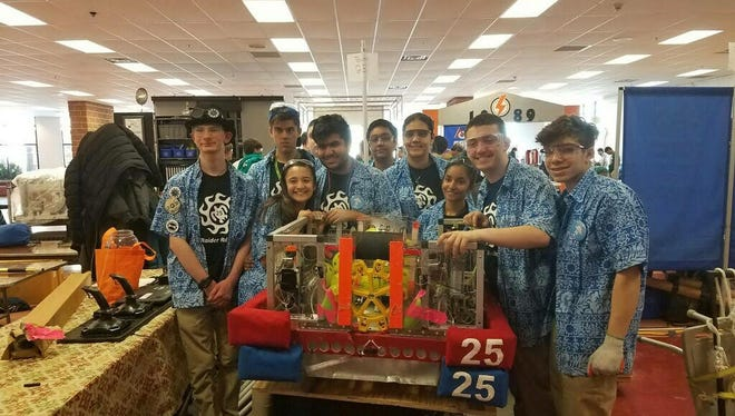 FRC Team 25 - Raider Robotix completed their 2017 season in St. Louis, MO, at the FIRST World Championship held at the America's Center Dome April 27 – 29.