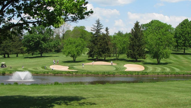 Glen Ridge's Dean Cerimido qualified for the Tournament of Champions at Hopewell Valley.