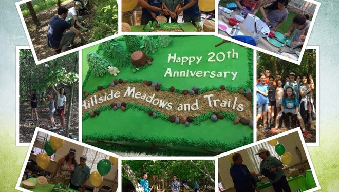 Happy 20th anniversary Hillside Meadows and Trails.