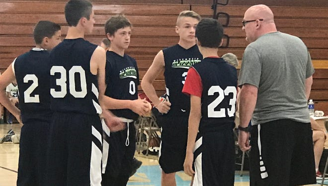 Thadd Cornell has spent most of his 20-year career rebuilding programs and he's ready to get to work at Manitowoc Lincoln.