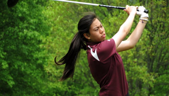 Cassandra Lee of Wayne Hills is considered a Division I recruit.