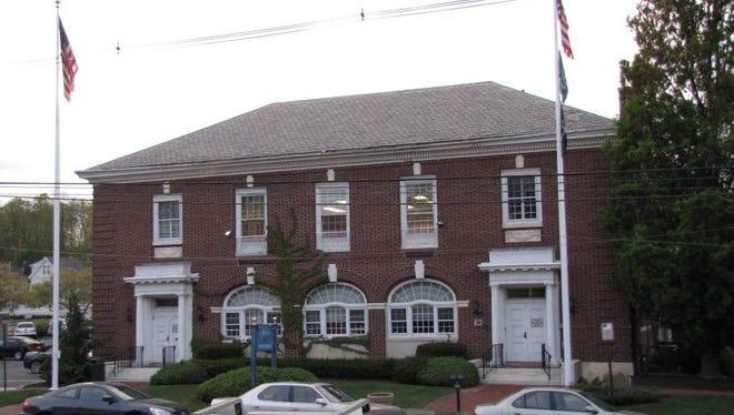 Millburn Town Hall.