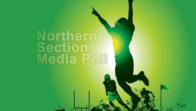 Northern Section Prep Football Media Poll.