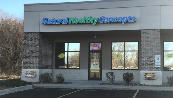 Naturally Health Concepts, located at 976 E Johnson St., specializes in nutrition supplements, vitamins and homeopathic remedies.
