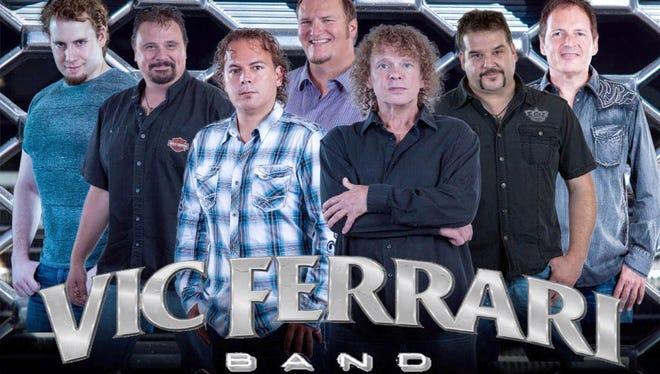Vic Ferrari band