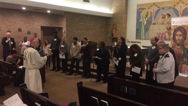 The Diocese of Lansing announced Tuesday a new 18-member Task Force on Race and Catholic Schools. There are 29 Catholic elementary schools and four high schools that are part of the 10-county diocese.