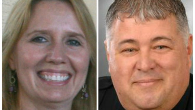 Donna Ward and Glenn Johnson were former heads of Lee County's animal control before they were fired as whistle-blowers. A judge has ruled to re-instate them.