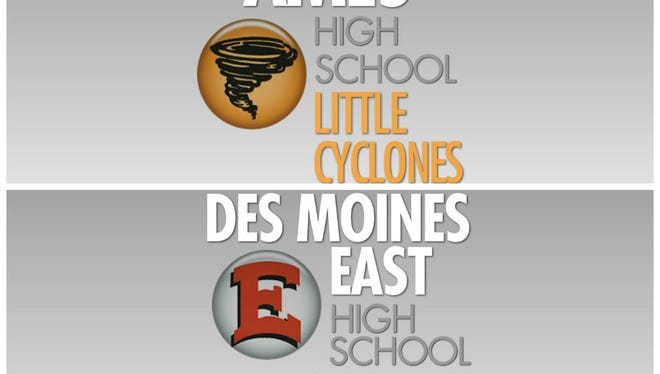 Ames and Des Moines East High Schools agreed to a no-contest resolution to solve what initially had been ruled a forfeit, with East taking the fall.