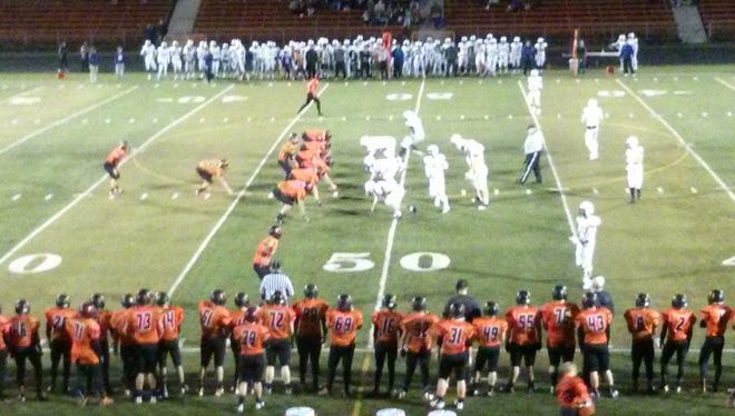 Sprague and Sunset high schools meet in the first playoff round.