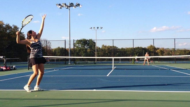 Conference tennis