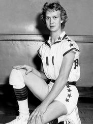 11 – Nera White, Nashville Business College (1955-69):