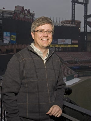 Jeff Luhnow went from the St. Louis Cardinals front office to become GM of the Houston Astros in December 2011.