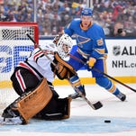 There's still something romantic about NHL's Winter Classic games
