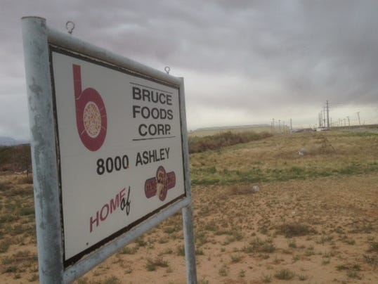 Bruce Foods plant-1