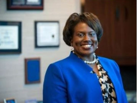 Kandi Hill-Clarke is the new dean of the College of