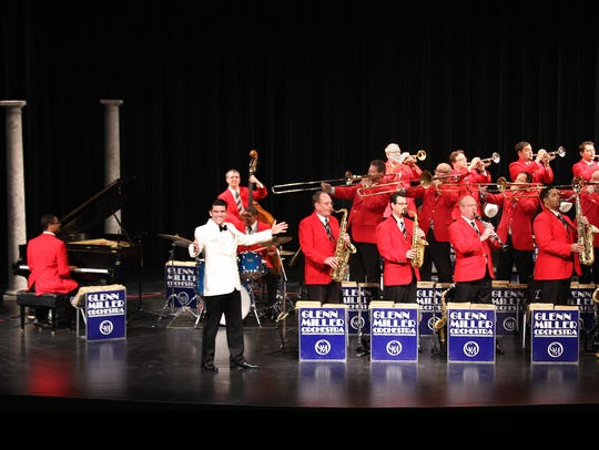 The World-Famous Glenn Miller Orchestra