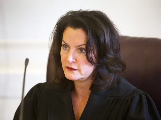 Hamilton Common Pleas Court Judge Leslie Ghiz is the